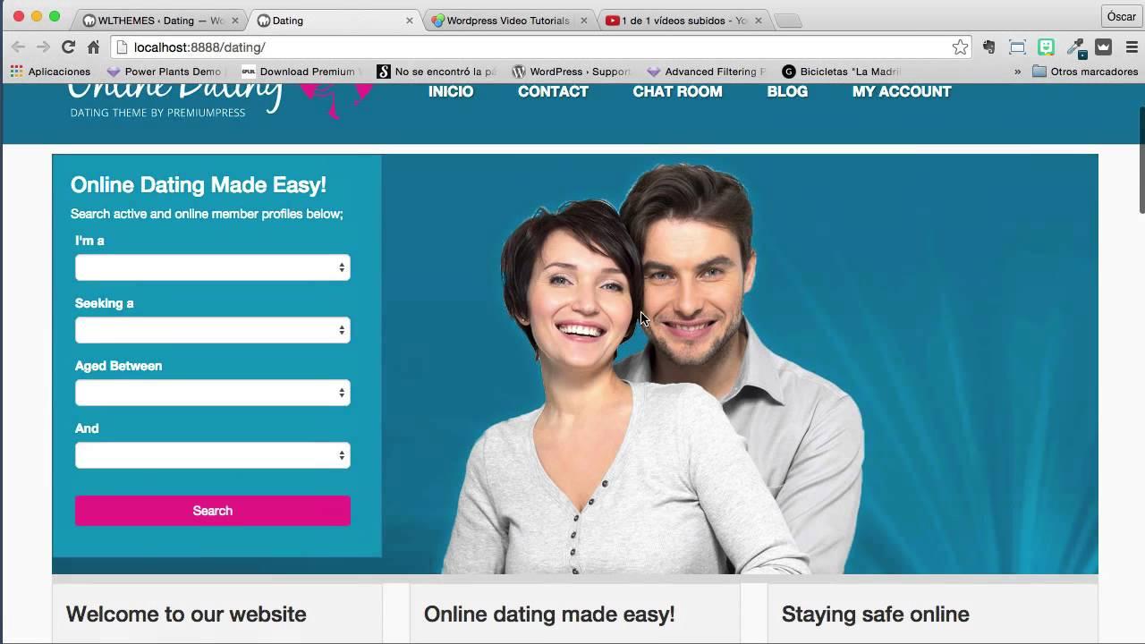 Terceros online dating