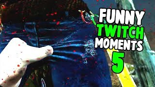No0b3 Funny Twitch Moments Montage #5