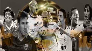 Die besten Fußballspieler aller Zeiten,the best Football Players of all time...
