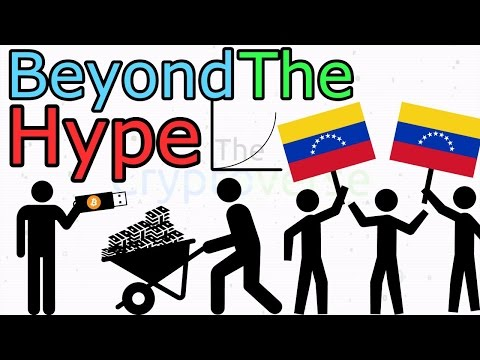 Venezuela Upgrades To Bigger Notes Due To Triple-Digital Hyper-Inflation (The Cryptoverse #163)