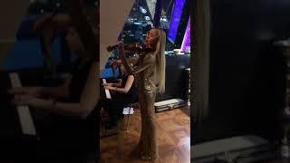 Журнал Дом 2 в прямом эфире 08 03 2019  На концерте у Маши Кохно часть 1