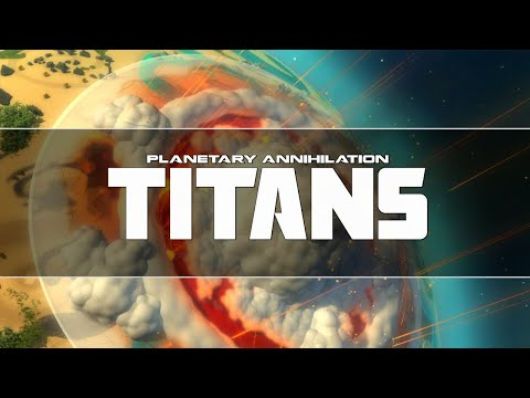Planetary Annihilation Titans 2020 The Greatest Match of the Year So Far