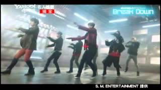"130116 Yahoo Taiwan - SJM ""Break Down"" MV + Album Jacket Photoshoot BTS"