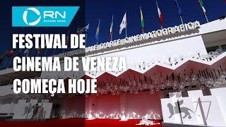 Festival de Cinema de Veneza começa hoje