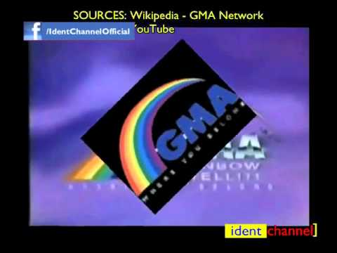 GMA NETWORK 1950 - August 2012