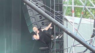 The Dillinger Escape Plan - When I Lost My Bet (final) - Live Beauregard 2014