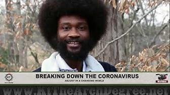KT The Archer Degree Break's Down The Coronavirus! (MUST SEE)