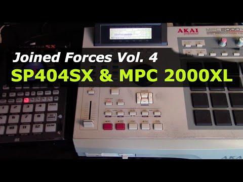 Beat Making | Sp-404sx & MPC 2000xl