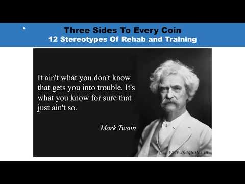 12 Rehab & Training Myths That Clinicians and Strength Coaches Make