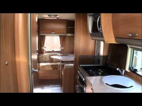 Swift Charisma 565 2010 6 Berth Caravan