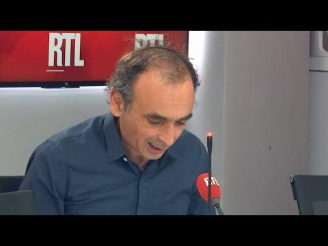 """Éric Zemmour : """"Le rêve américain d'Emmanuel Macron"""""""