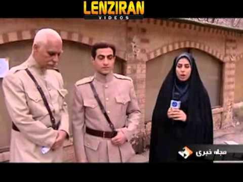 "Reza Shah, Mohamad Reza Shah Pahlavi and Amir Abbas Hoveyda in television serial 'Shah Enigma"""