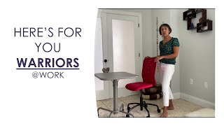 Yoga for the Office Warriors - What is Yoga at work?