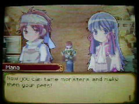 How to Tame Monsters in Rune Factory 2