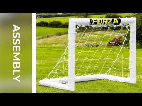 03763876b How To  Assemble The Mini FORZA Locking Goal