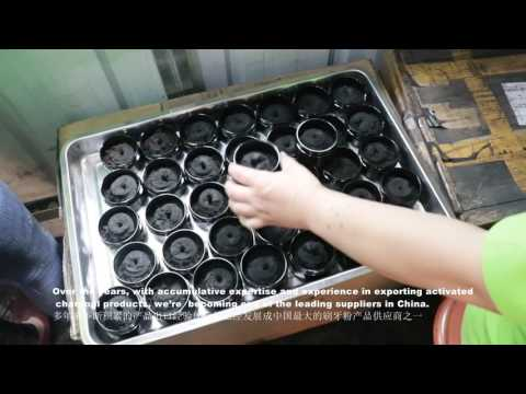 100% natural coconut shell activated carbon teeth whitening products and provide OEM  customization