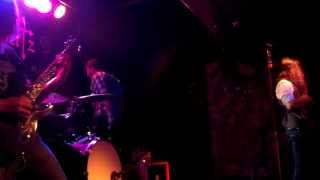 "Lionel Pryor - ""Dead Winter"" - Live 2013 - Clifton, NJ"