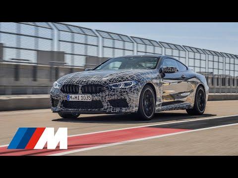 БМВ М8 2019 - фото и цена, характеристики BMW M8 Competition