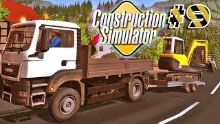 CONSTRUCTION SIMULATOR 2015 #9 - CASA MODERNA CON BALCONE - GAMEPLAY ITA