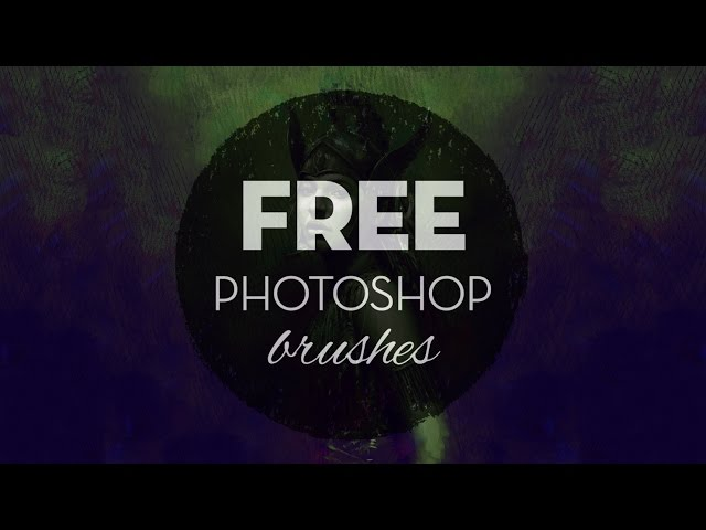 best place to get photoshop brushes