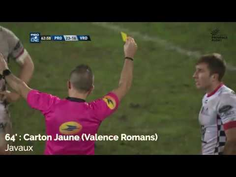 PRO D2 (résumé vidéo) : Provence Rugby - Valence Romans (26-23)