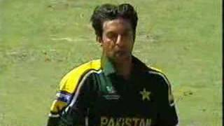 Wasim Akram- The King Of Swing !!
