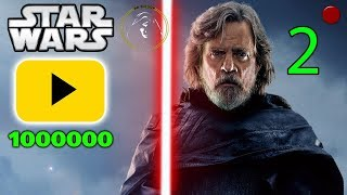 1000000 Live Stream AMA Q&A Part 2 - star wars theory
