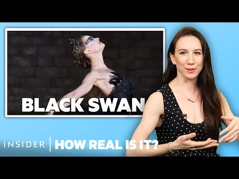 Ballerina Breaks Down 11 Iconic Ballet Scenes | Movies Insider