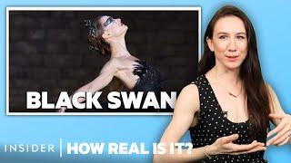 Ballerina Breaks Down 11 Iconic Ballet Scenes | Movies Insider
