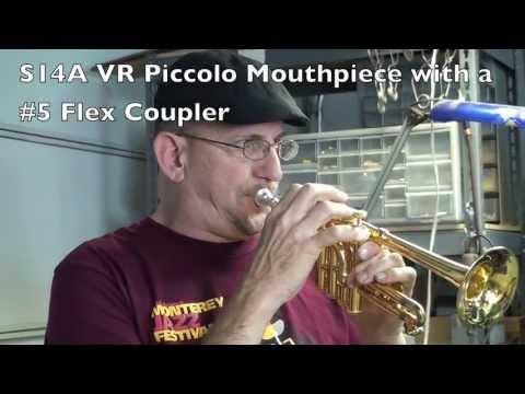 KO introduces Flex Piccolo Trumpet Mouthpieces with Flex Couplers