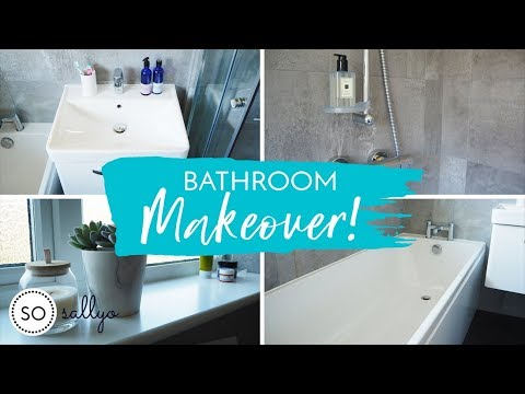 BATHROOM DESIGN IDEAS | On a Budget