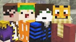 ICH HABE AUS VERSEHEN EINEN UNSICHTBAREN GEKLATSCHT! ☆ Minecraft: Murder