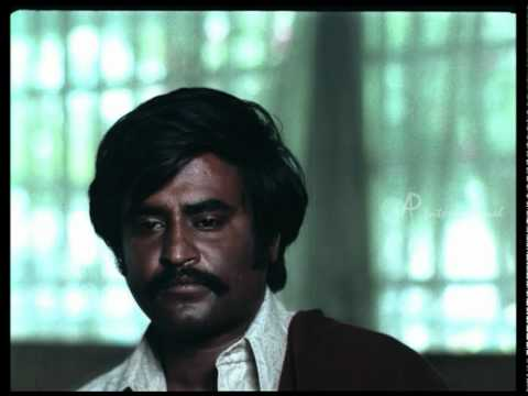 Mullum Malarum - Rajinikanth loses the job