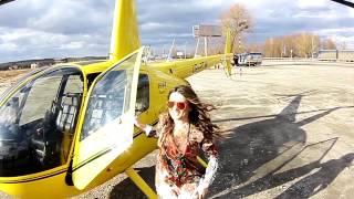 как падает вертолет видео
