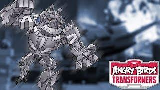 Angry Birds Transformers - Rovio Entertainment Ltd Mission 48