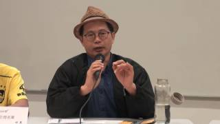 區家麟問陳雲:永續基本法同反清復明一樣,都係口號?