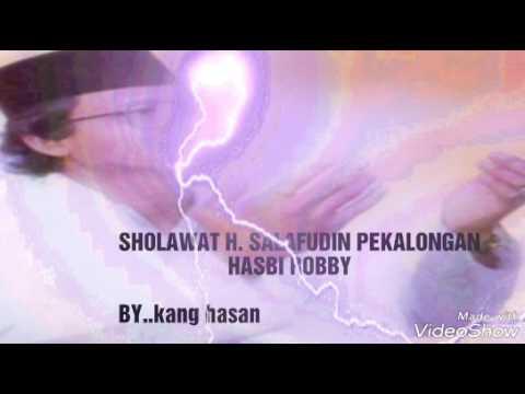 SHOLAWAT Rebana H.salafudin paling adem