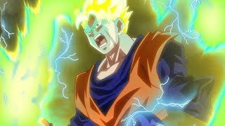 Super Saiyan 2 Future Gohan is Born