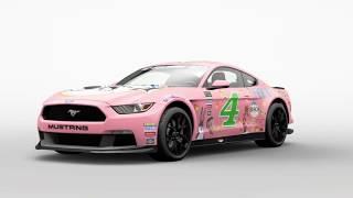 (Gran Turismo Sport) Kevin Harvick's 2019 Millennial Car But 10x more LIT!