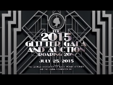 GABWA Glitter Gala and Auction 2015