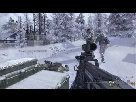 Call Of Duty Modern Warfare 2 - Mission 12 Contingency