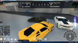 roblox Vehicle Simulator lai xe qua da