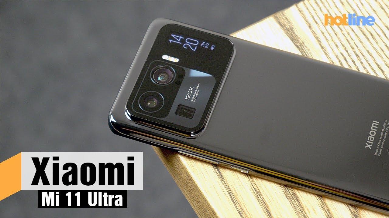 Xiaomi Mi 11 Ultra – обзор смартфона