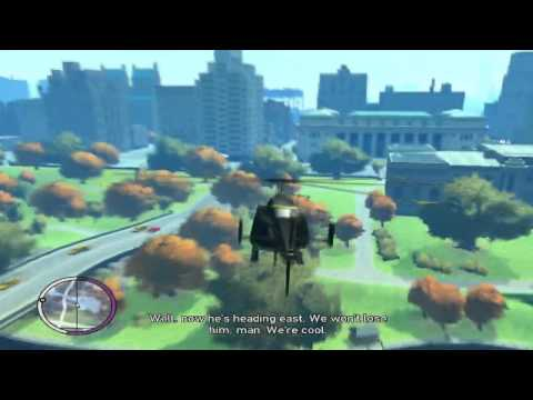 GTA IV : The Ballad of Gay Tony -Ladies' Night- *HD* (CZ koment)