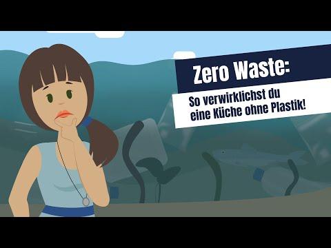 Zero Waste: So verwirklichst du eine Küche ohne Plastik!