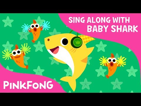 Move Like the Baby Shark   Sing along with baby shark   Pinkfong Songs for Children