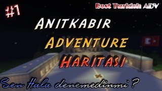 Repeat youtube video Minecraft Anıtkabir ADV + Download Link Part1