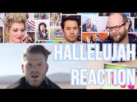 PENTATONIX  - HALLELUJAH  - REACTION