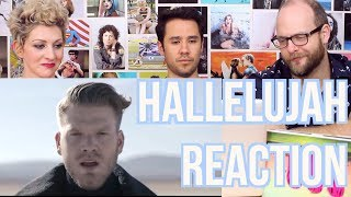 PENTATONIX  - HALLELUJAH  - REACTION