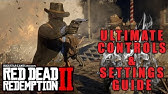 The 5 BEST Red Dead Redemption 2 CONTROLLER SETTINGS! RDR2 Settings